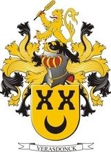 Dit wapen is voor alle naamdragende nakomelingen van Johannes Petrus Verasdonck, geboren te Nijmegen in 1871